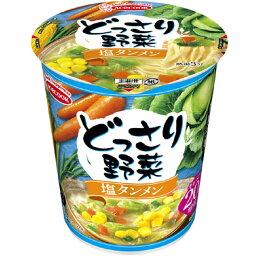 エースコック どっさり野菜 塩タンメン 60g