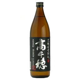 高千穂 黒麹 麦 瓶 25度 900ml