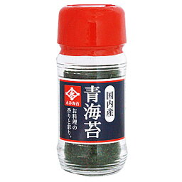 永井海苔 青海苔ビン 6g×6本