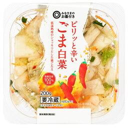 シャッキリピリ辛ごま白菜 200g
