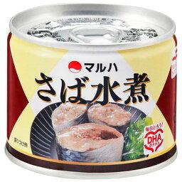 マルハ さば水煮 EO缶190g