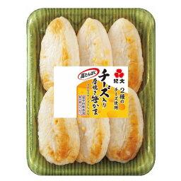 紀文食品 チーズ入り厚焼き笹かま 6枚入