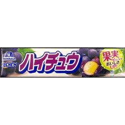 森永 ハイチュウ グレープ 12粒 [6322]