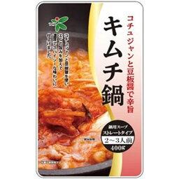 桃宝食品 キムチ鍋 鍋用スープ 400g