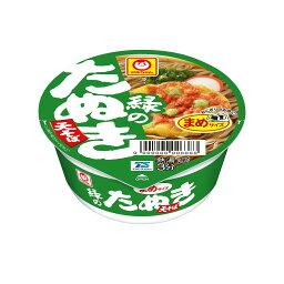 緑のたぬき 天そば(東) カップ 45g