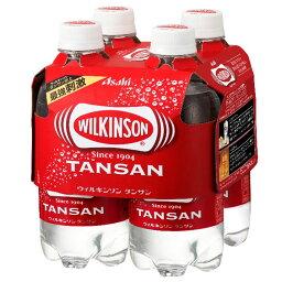 アサヒ飲料 ウィルキンソン タンサン ペット 500ml×個 5928