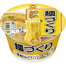 麺づくり 醤油とんこつ(89g)
