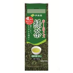 伊藤園 緑茶 ホームサイズ 150g