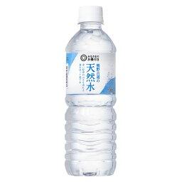 西友 みなさまのお墨付き 熊野古道の天然水 500ml