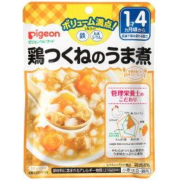 ピジョン 食育レシピ鉄Ca 鶏つくねのうま煮 120g 1セット(6個)