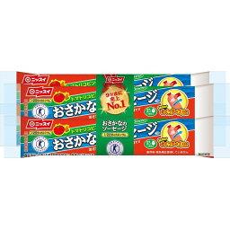 日本水産 おさかなのソーセージ 4本束