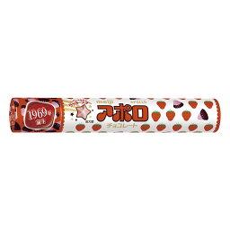 アポロ チョコレート 箱82g