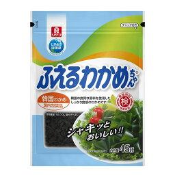 理研ビタミン ふえるわかめちゃん 韓国わかめ 45g [5045]