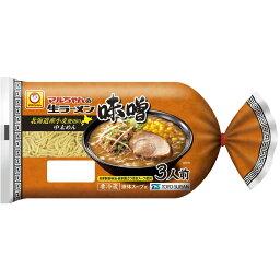 東洋水産 マルちゃん マルちゃんの生ラーメン 味噌 袋450g [1448]
