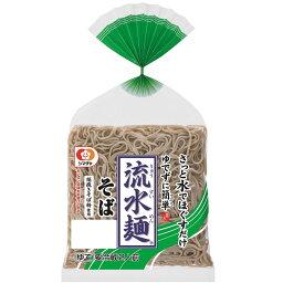 流水麺 そば 袋360g