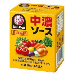 ブルドックソース ブルドック 中濃ソース お弁当用 100g