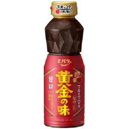 エバラ 黄金の味 甘口 ボトル360g [3564]