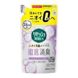 リセッシュ 除菌EX ピュアソープ つめかえ用 320ml