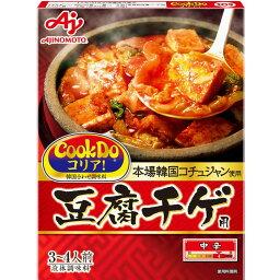 クックドゥコリア 豆腐チゲ用 箱180g