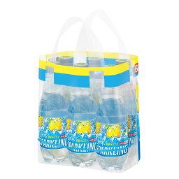 サントリー 南アルプスの天然水 スパークリング レモン 500ml×6本 [7666]