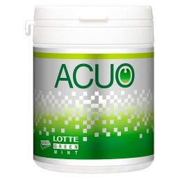 ロッテ ACUO グリーンミント ファミリーボトル 140g [1671]