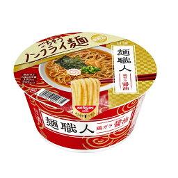 日清食品 日清麺職人 醤油 12個