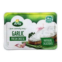 Arla(アーラ) クリーム チーズ ガーリック 150g