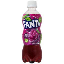 ファンタ グレープ ペットボトル500ml