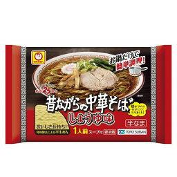東洋水産 マルちゃん 昔ながらの中華そば しょうゆ味 1人前