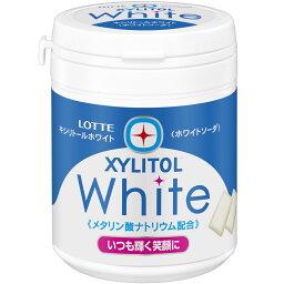 ロッテ キシリトールホワイトホワイトソーダファミリーボトル 1セット(2個)