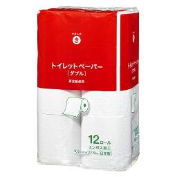 トイレットペーパー 12ロール(108mm×27.5m)