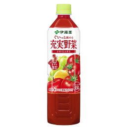 伊藤園 充実野菜 トマト 930g 1セット 3本