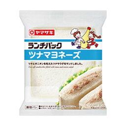 山崎製パン ランチパック ツナマヨネーズ 1個 [5695]