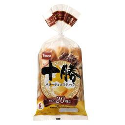 敷島製パン 十勝バターチョコスティック 6本入